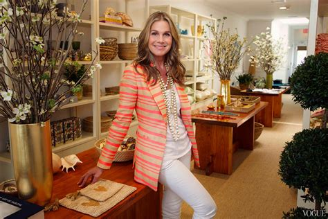 aerin lauder up close and personal aerin lauder s seasonal store in the htons vogue