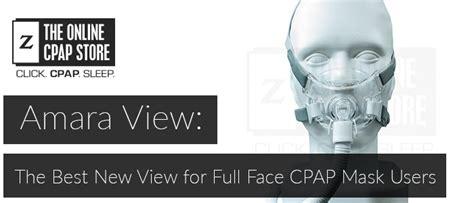 Home Lifecare by Respironics Amara View Cpap Mask Home Lifecare