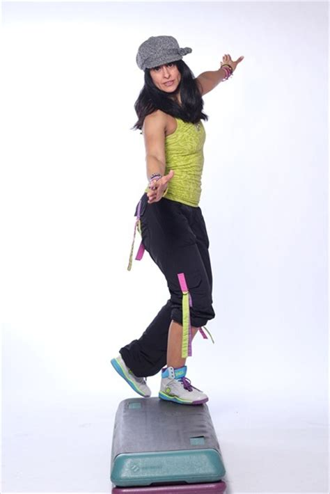 zumba steps pdf aimee borda of nushape personal training invites women of