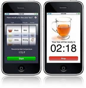 Cuppa App Notifies You When Your Tea Is Ready by Teapreneur April 2010