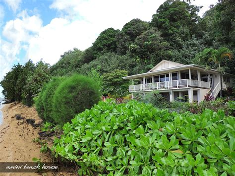 kauai houses for rent anini beach house joins new collection of parrish kauai vacation rentals