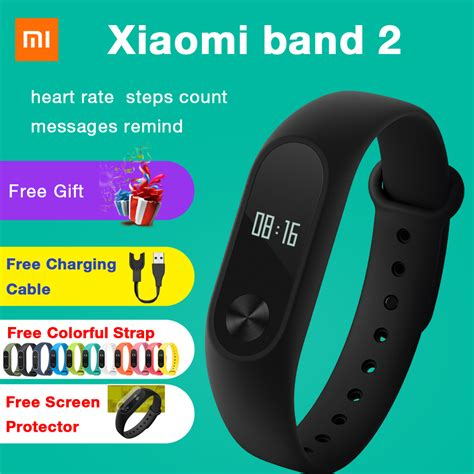 Smartwatch Xiaomi Mi Band 2 Ori Smart Braceleth Miband 2 Original best fitness exercise equipment for your facility or home 2018