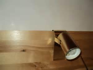 tiny brass headboard light hook on reading light light