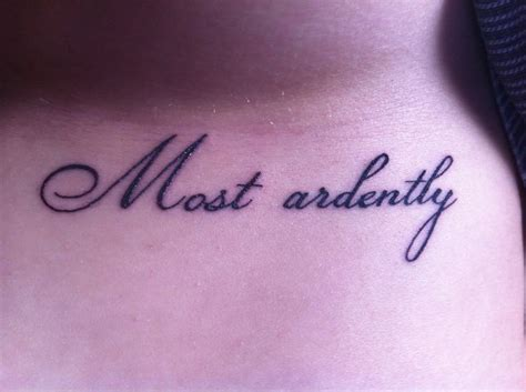pride and prejudice tattoos most ardently inspiration