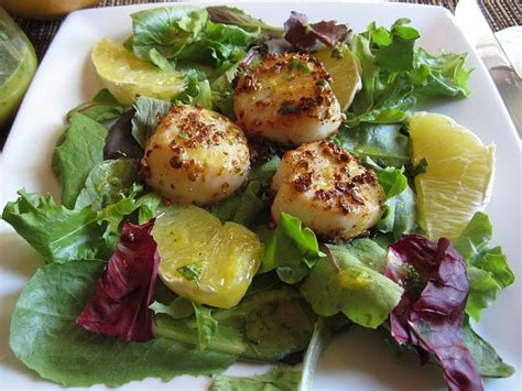 carbohydrates in 6 almonds coriander and almond crusted scallops dr hyman