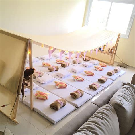 festa tende tenda gigante festa do pijama menina luni