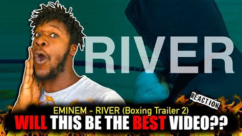 eminem movie boxing eminem river trailer boxing reaction youtube