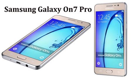 samsung o 7 new samsung galaxy on 7 pro unboxing