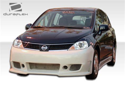 Nissan Versa Kit by 2007 2011 Nissan Versa Hatchback Duraflex Spec R Complete