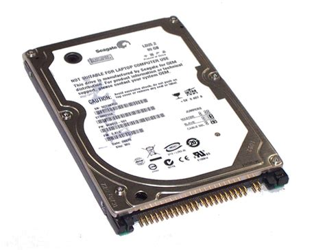 Harddisk 80gb seagate st980210a 80gb pata 2 5 quot ld25 2 disk drive not for laptop use