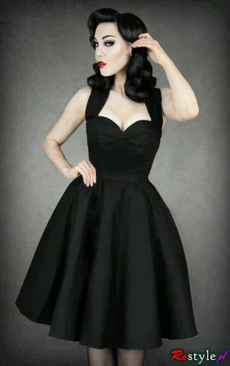 pinups for black weddings goth pinup retro fifties dress my style retro vintage