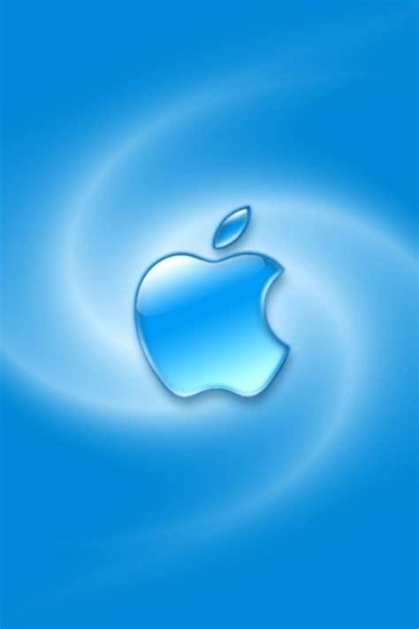 wallpaper hd iphone 4 apple cute blue apple iphone 4 wallpapers free 640x960 best hd