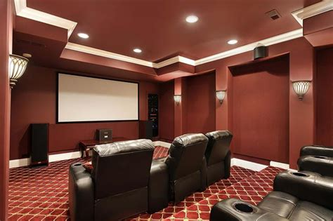 jaw dropping home theater designs