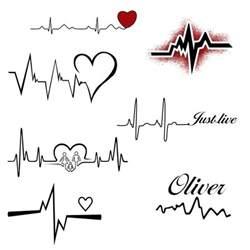 best 20 heartbeat tattoos ideas on pinterest heartbeat