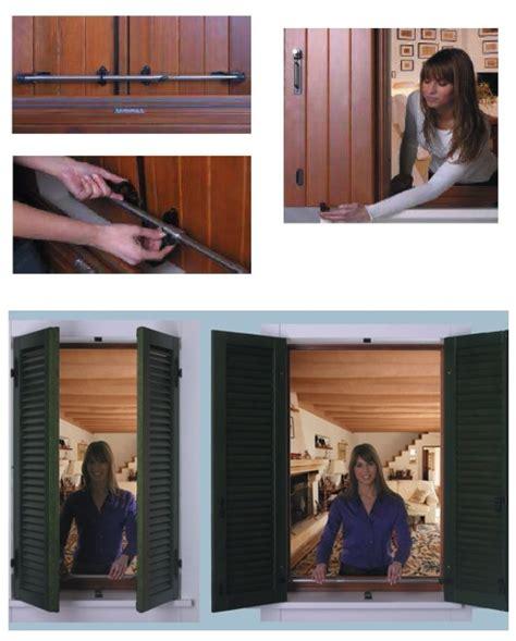 serrature per persiane fermascuro antiscasso a barra estendibile 1250 mm a 1300