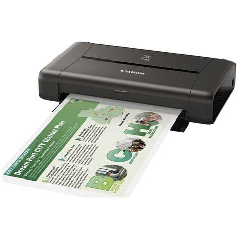 Impresora Portatil Canon Ip110 Wifi Bateria 9596b029aa