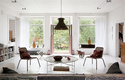 Scandinavian Homes Interiors A Beautiful Living Nordic Bliss