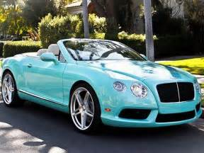 Bentley Convertible Baby Blue Baby Blue Bentley Luxurious