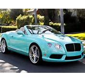 Baby Blue Bentley  Luxurious Pinterest
