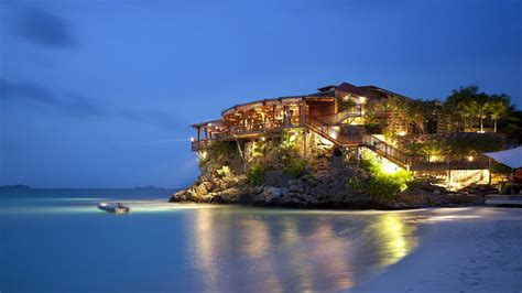 St Rok rock iconic luxury on st barths luxury living