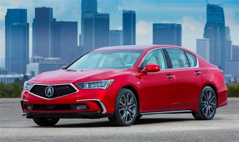 Acura Sport 2020 by 2020 Acura Rlx Sport Hybrid Exterior Release Date