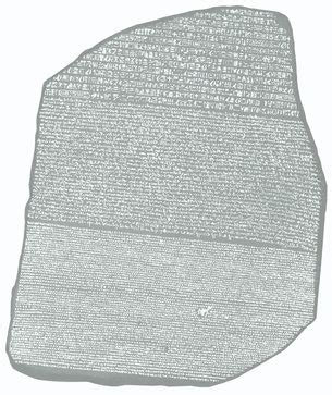 history of the rosetta stone facts for kids why is our comet mission called rosetta esa history