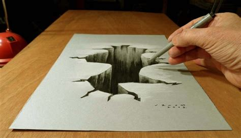 draw 3d top 6 easy and cool things to draw when bored at home
