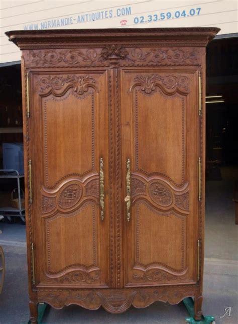 prix armoire normande armoire normande en ch 234 ne du bocage virois artisans du