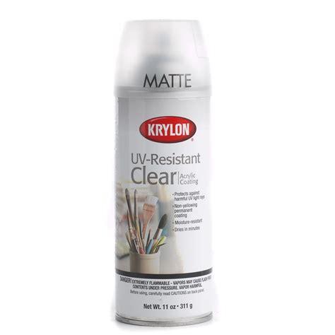 acrylic paint uv resistance uv resistant clear acrylic coating spray new items