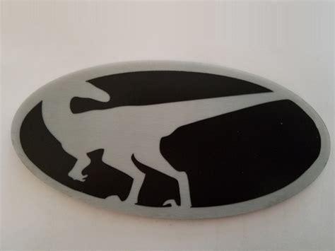 velociraptor hyundai velociraptor badges importshark