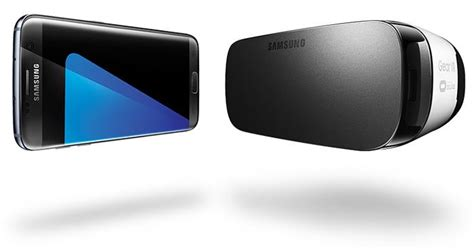Gear Vr Samsung S7 samsung gear vr powered by oculus now bundled with galaxy