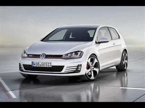 rabbit volkswagen 2015 2013 volkswagen golf vii gti official photos 7 mk mkvii