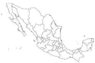 blank us map with mexico 17 blank maps of the u s and other countries