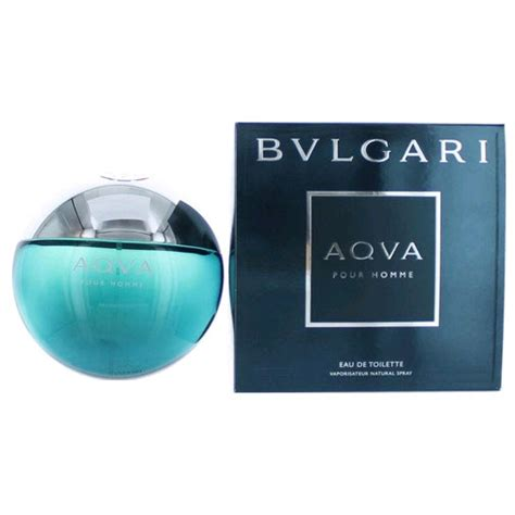 Parfum Bvlgari Aquatic aqva pour homme cologne by bvlgari 3 4 oz edt spray for
