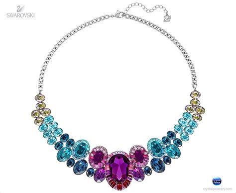 how to make swarovski jewelry 5189757 swarovski jewelry eminence medium necklace
