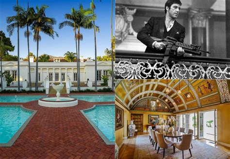 scarface house scarface mansion gets 49 percent discount picture