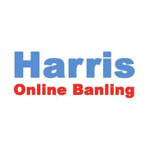 harris bank account login check your harris banking account login bill pay