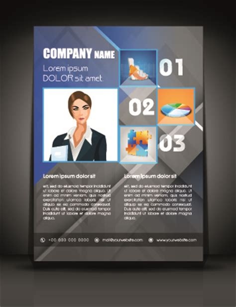 Adobe Illustrator Flyer Template Free Vector Download 226 250 Free Vector For Commercial Use Flyer Template Illustrator