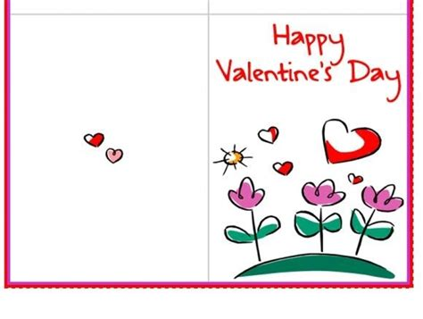printable valentine card for teacher printable valentine cards for teachers designcorner