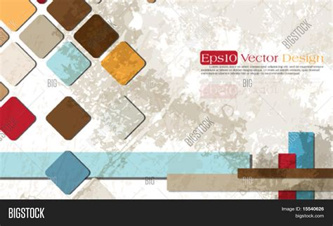 backdrop design corporate corporate vintage background design eps10 vector stock