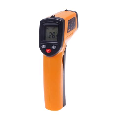 Thermometer Pistol non contact lcd ir laser infrared digital temperature