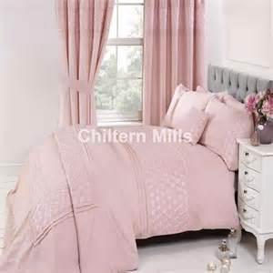 single pink duvet cover everdean pink duvet cover set chiltern mills
