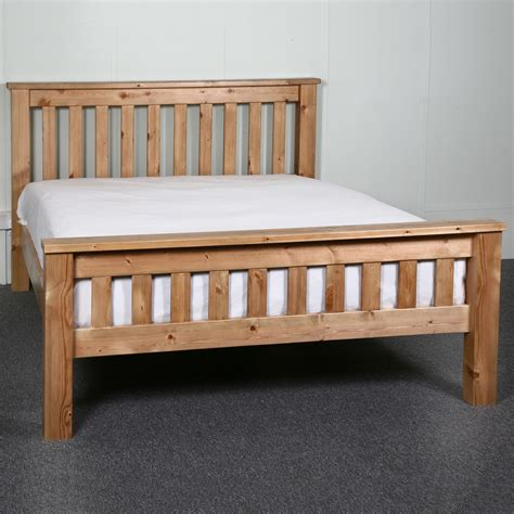 pine bed realwoods solid pine bed the hardwick single super