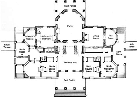 Floorplan Or Floor Plan Monticello Floor Plan Daydream Tourist