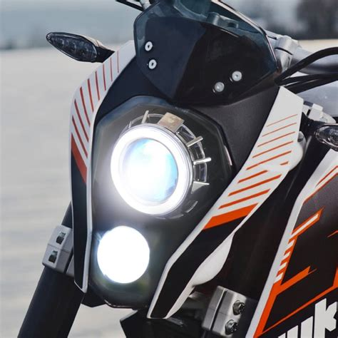 Lu Hid Motor X Ride modified headlights for bikes bicycling and the best