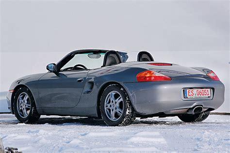 Gebrauchtwagen Porsche by Gebrauchtwagen Test Porsche Boxster 986 Bilder