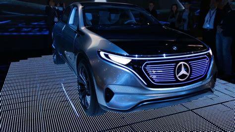 Cool 2 Door Cars Mercedes Benz Jump Starts New Eq Brand With Generation Eq