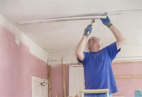How To Repair Sagging Ceiling by Learn How To Fix Sagging Ceiling Tiles With This 5 Step Guide