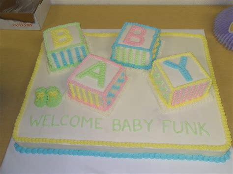 simple joy crafting baby shower cake