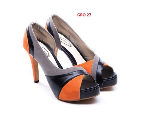 Payne Sandals Black Sepatu Wanita Sepatu Sandal model sepatu wanita high heels gudang fashion wanita